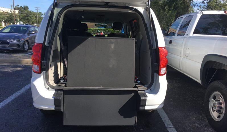 2016 Dodge Grand Caravan Rear Entry Wheelchair Van full