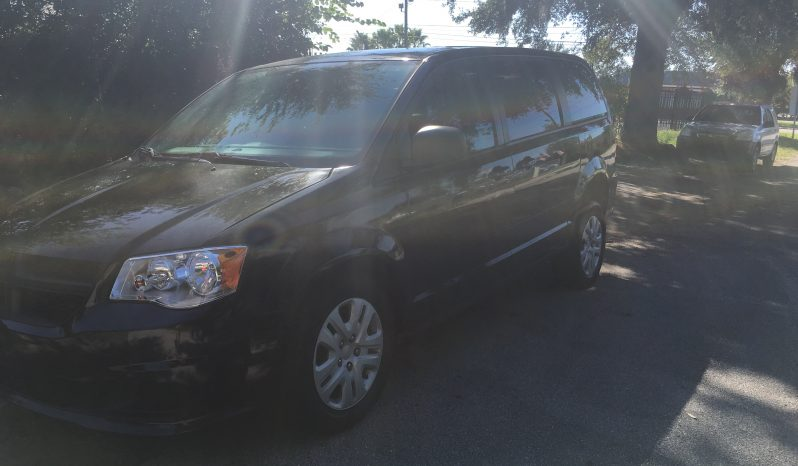 2015 Dodge Grand Caravan Rear Entry Wheelchair Van full