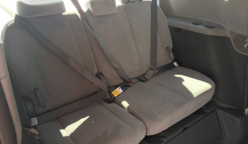 2015 Toyota Sienna Side Entry Wheelchair Van with Six Way Seat & Hand Controls full