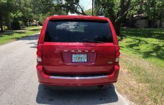 2012 Dodge Grand Caravan with 6 Way Driver Seat full
