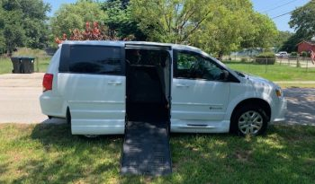 2016 Dodge Grand Caravan Side Entry Wheelchair Van
