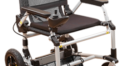 CHAIR WITH JOYSTICK CONTROLS – Demo out-of-box units available for only $1999!