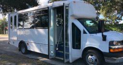 2017 Chevrolet Express Cutaway Wheelchair Accessible Van