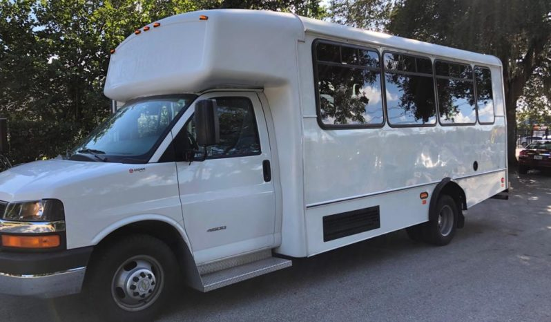 2017 Chevrolet Express Cutaway Wheelchair Accessible Van full